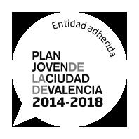 Logo Plan Joven de la ciudad de Valencia